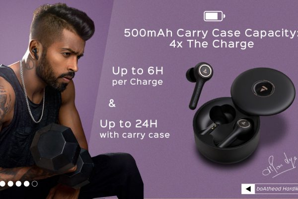 Boat to Launch its True Wireless Earbuds in India at Rs 2,999.