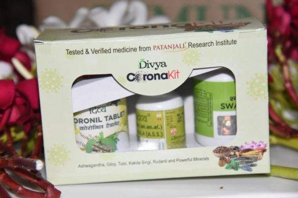 Pantanjali Launches Ayurvedic Medicine for Coronavirus, Claims 100% recovery
