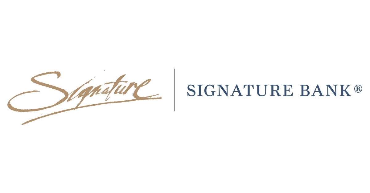 Signet- Signature Bank Launches New Digital Platform