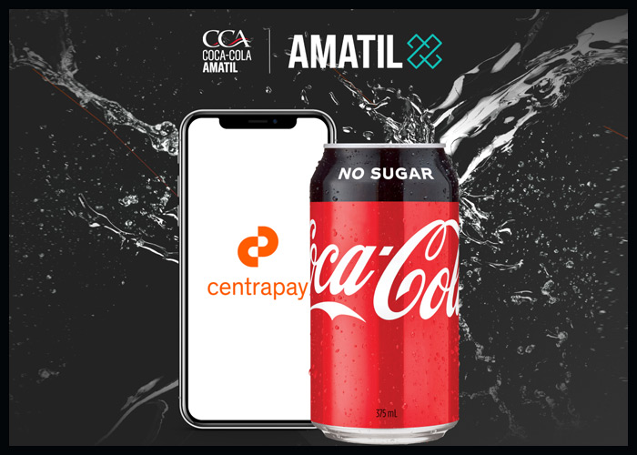 Coco-Cola amatil to accept bitcoins