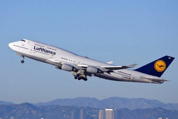 Lufthansa removes 22,000 employees during pandemic