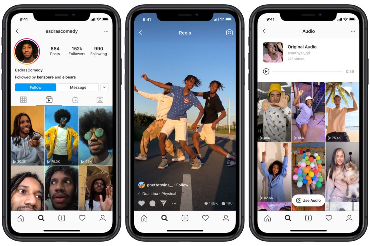 Post Tik-Tok Ban, Instagram to test Reels Feature in India